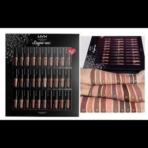 NYX Lip Lingerie Vault 29/30 colours